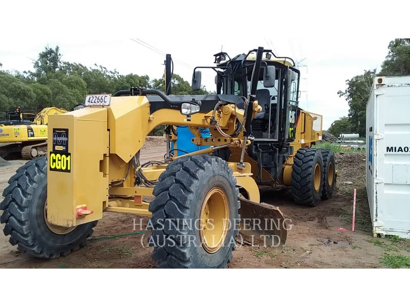 CATERPILLAR MOTORGRADERS 140M equipment  photo 1