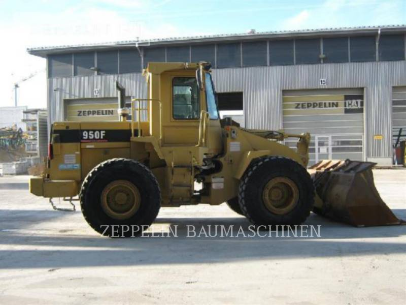 CATERPILLAR CARGADORES DE RUEDAS 950F equipment  photo 6