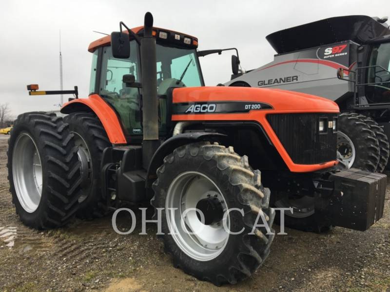 AGCO AG TRACTORS DT200A equipment  photo 2
