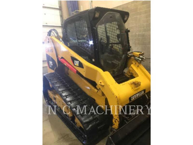 CATERPILLAR CHARGEURS COMPACTS RIGIDES 279C TL2CB equipment  photo 5