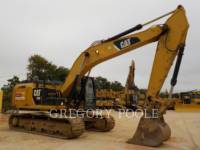 CATERPILLAR PELLES SUR CHAINES 329E L equipment  photo 4