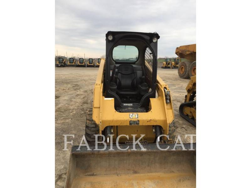 CATERPILLAR CHARGEURS COMPACTS RIGIDES 236D C1H2 equipment  photo 4
