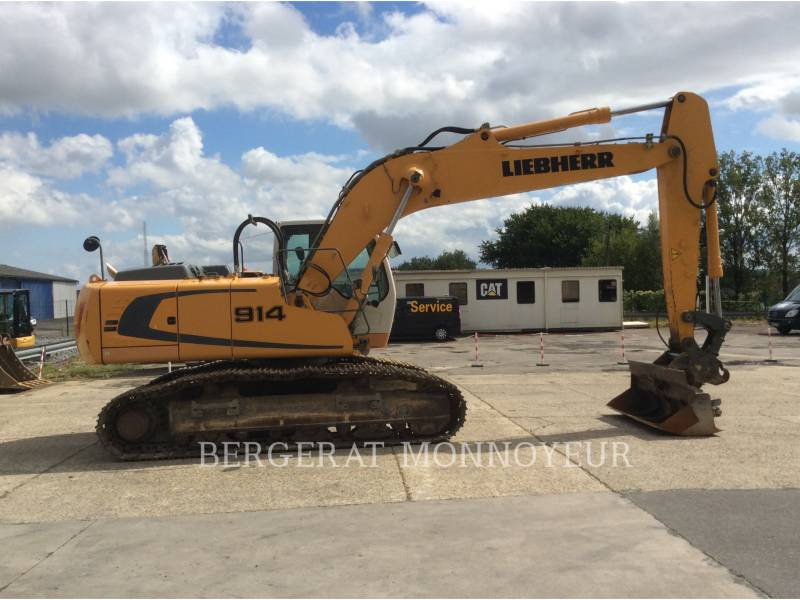 LIEBHERR PELLES SUR CHAINES R914C equipment  photo 6
