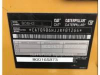 CATERPILLAR CARGADORES DE RUEDAS 906H2 equipment  photo 14