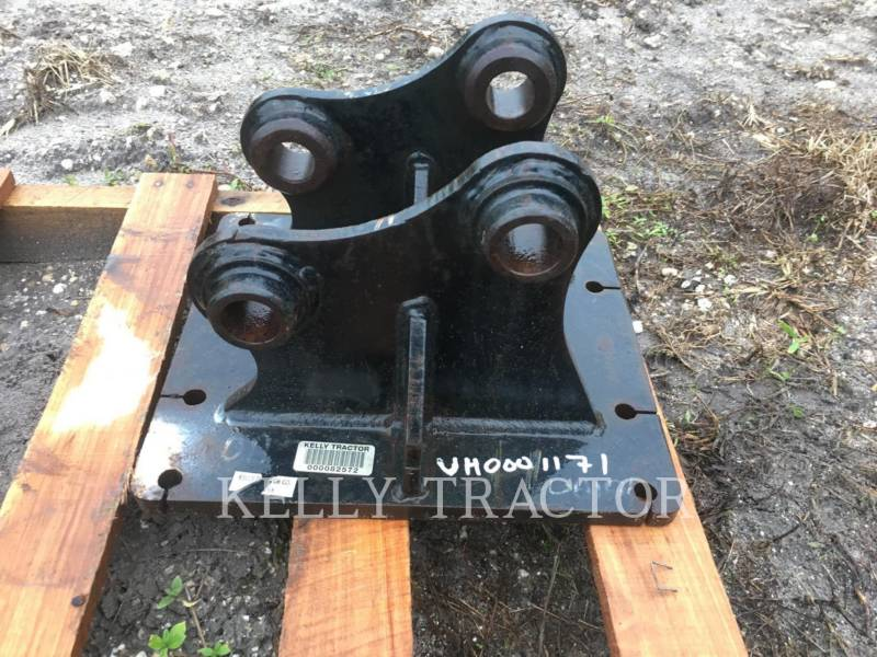 CATERPILLAR HERRAMIENTA DE TRABAJO - MARTILLO HAMMER BRACKET FOR 303 MINI EXCAVATOR NEW!! equipment  photo 1