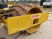 CATERPILLAR VIBRATORY SINGLE DRUM PAD CP54B equipment  photo 19