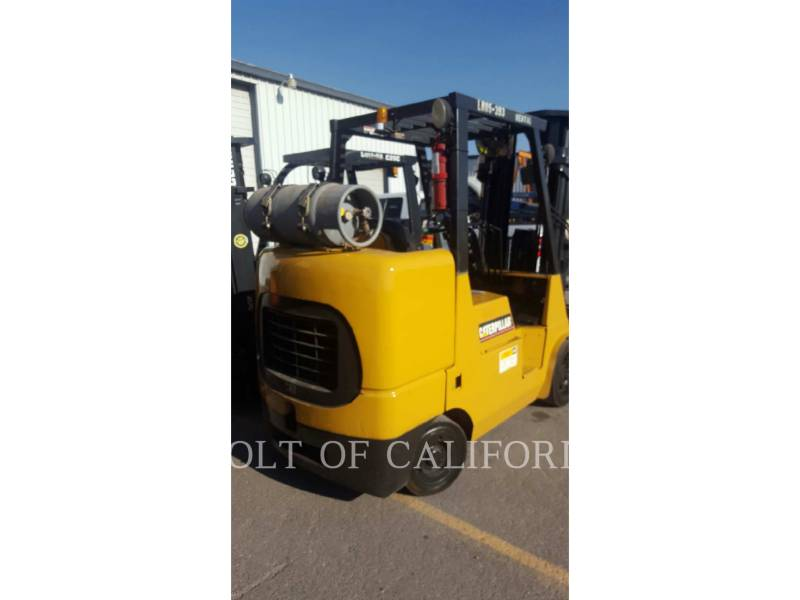 CATERPILLAR MITSUBISHI FORKLIFTS GC45K-LP equipment  photo 3