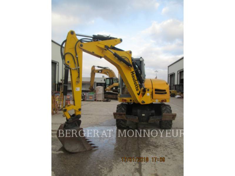 HOULOTTE MOBILBAGGER MJX970 equipment  photo 6