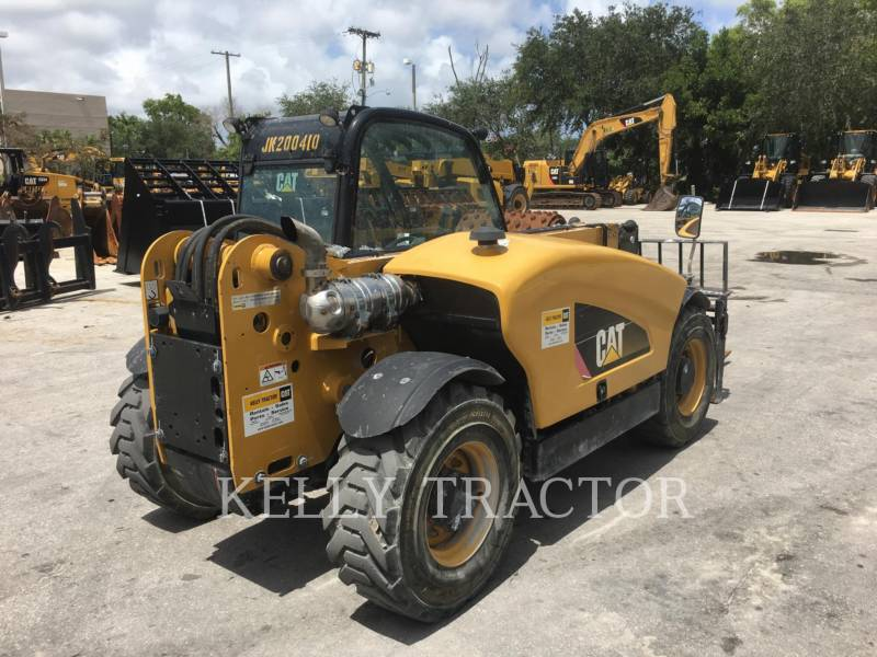 CATERPILLAR TELEHANDLER TH255C equipment  photo 6