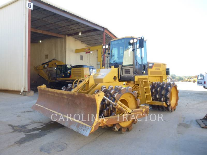 CATERPILLAR TRATORES DE RODAS 815F2 equipment  photo 3