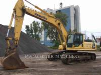 Equipment photo KOMATSU PC 350 LC-8 KOPARKI GĄSIENICOWE 1