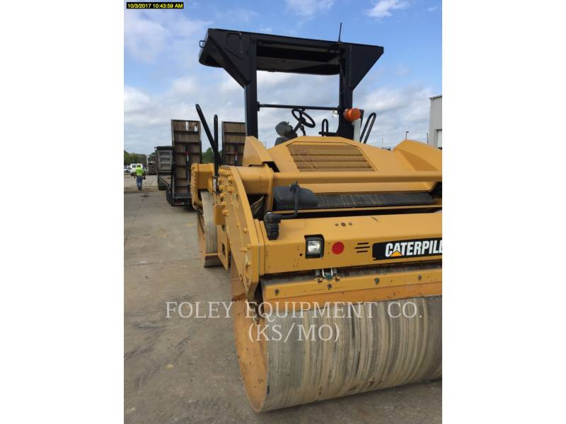 CATERPILLAR COMPACTEURS CB54XW equipment  photo 3