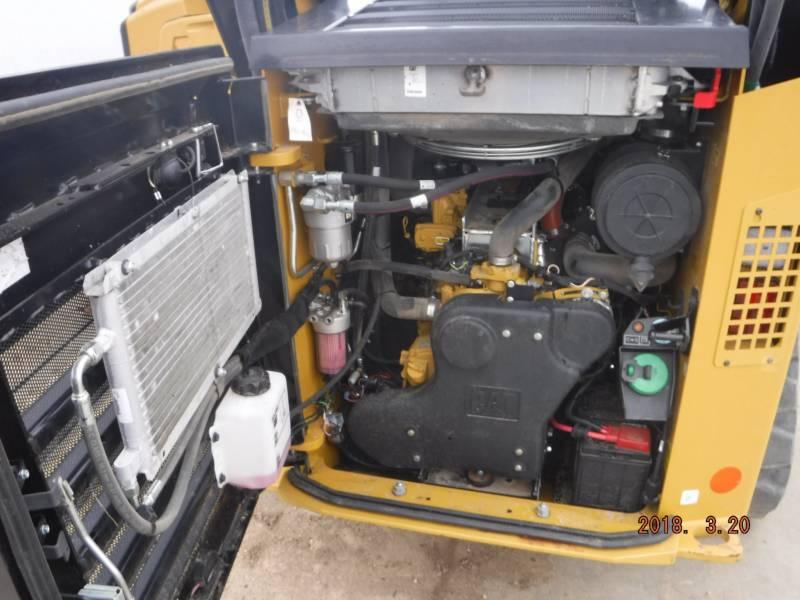 CATERPILLAR CHARGEURS TOUT TERRAIN 299D equipment  photo 13