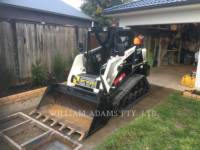 Equipment photo TEREX CORPORATION PT50 SKID STEER LOADERS 1