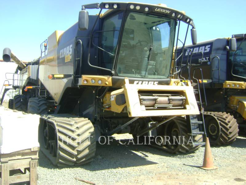 LEXION COMBINE COMBINES 750TT    GT10759 equipment  photo 6