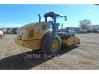 CATERPILLAR VIBRATORY SINGLE DRUM PAD CP56B equipment  photo 2