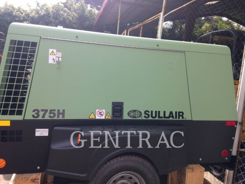 SULLAIR COMPRESOR DE AIRE 375H equipment  photo 2
