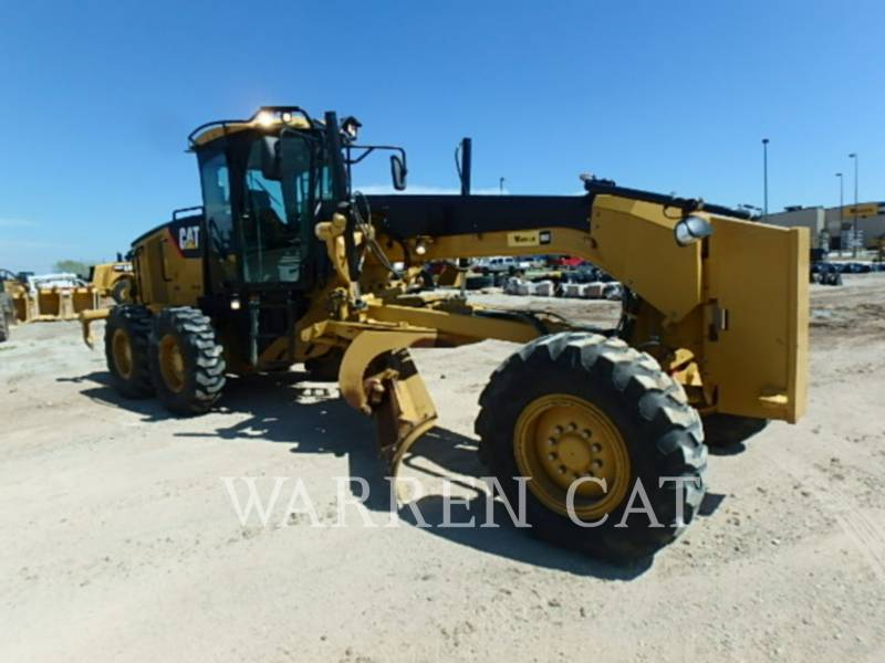 CATERPILLAR NIVELEUSES 120M equipment  photo 4
