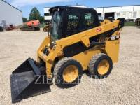 Equipment photo CATERPILLAR 232DS CHARGEURS COMPACTS RIGIDES 1