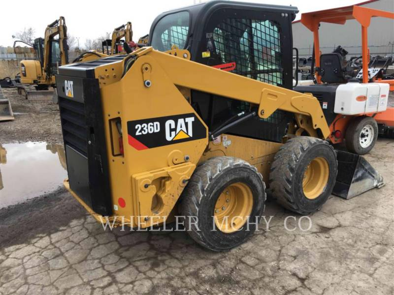 CATERPILLAR CHARGEURS COMPACTS RIGIDES 236D C3-H2 equipment  photo 2