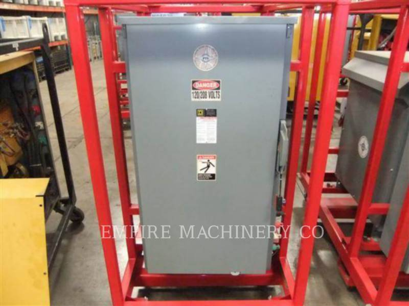 MISCELLANEOUS MFGRS EQUIPO VARIADO / OTRO 150KVA PT equipment  photo 2