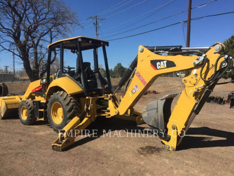 CATERPILLAR BAGGERLADER 420F2 4EOP equipment  photo 2