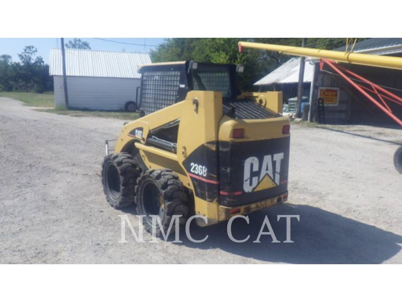 CATERPILLAR CHARGEURS COMPACTS RIGIDES 236B equipment  photo 2