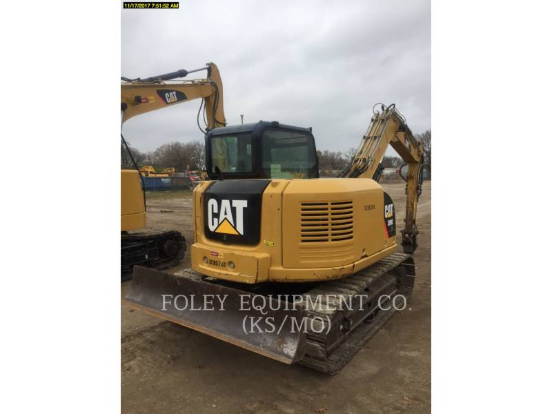 CATERPILLAR PELLES SUR CHAINES 308ECRSBS equipment  photo 3