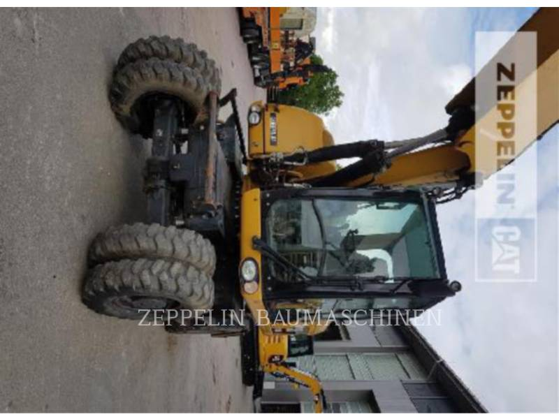CATERPILLAR ESCAVATORI GOMMATI M315D equipment  photo 3