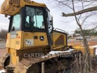 DEERE & CO. TRACK TYPE TRACTORS DER 650J equipment  photo 3