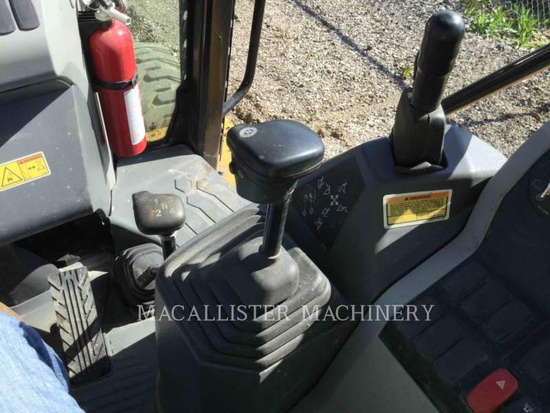 CATERPILLAR BACKHOE LOADERS 416F2ST equipment  photo 21