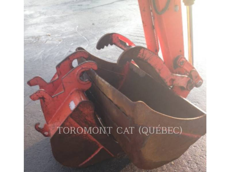 KUBOTA CORPORATION EXCAVADORAS DE CADENAS U55 equipment  photo 14