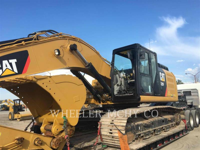 CATERPILLAR PELLES SUR CHAINES 329F L CFM equipment  photo 1