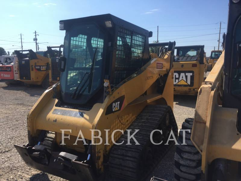 CATERPILLAR MULTI TERRAIN LOADERS 257B2 C3 equipment  photo 7