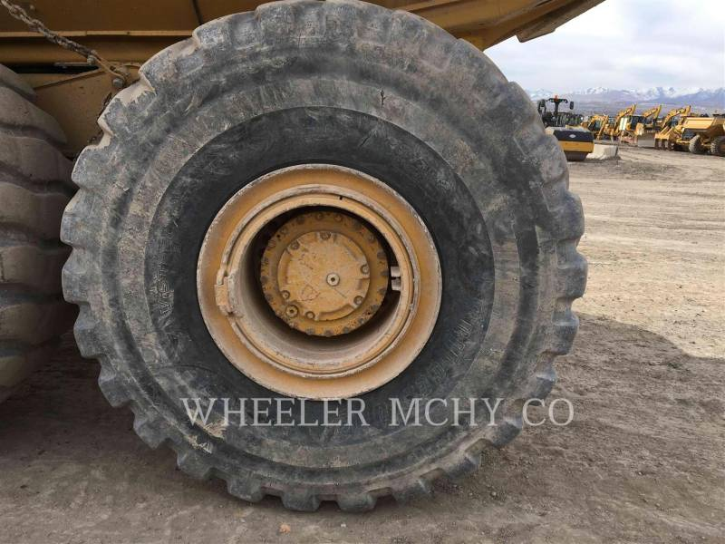 Caterpillar CAMIOANE ARTICULATE 740B TG equipment  photo 10