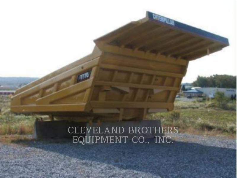 CATERPILLAR OFF HIGHWAY TRUCKS 777D equipment  photo 5