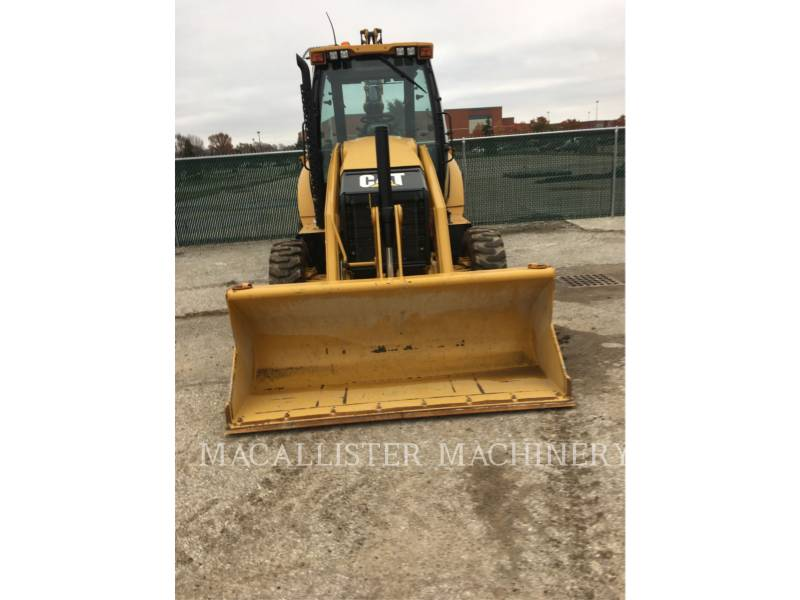 Caterpillar BULDOEXCAVATOARE 416FST equipment  photo 3