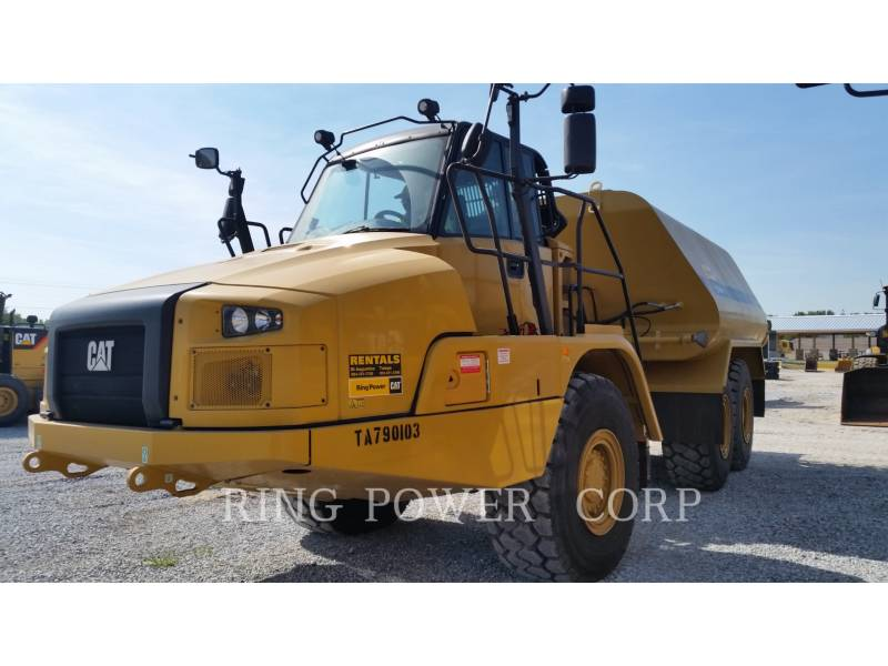 CATERPILLAR AUTOCISTERNE 725C2WW equipment  photo 1