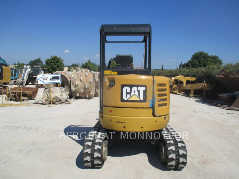 CATERPILLAR KETTEN-HYDRAULIKBAGGER 302.7D CR equipment  photo 6