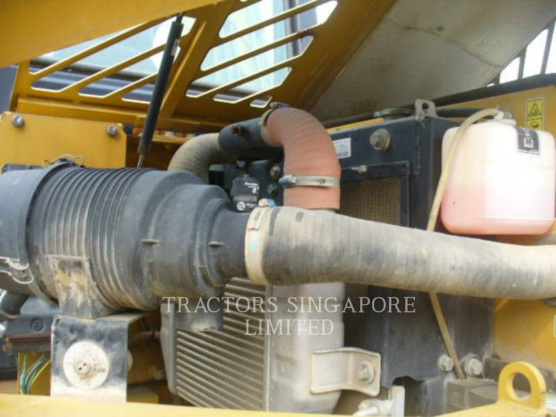 CATERPILLAR TRACK EXCAVATORS 307D equipment  photo 23