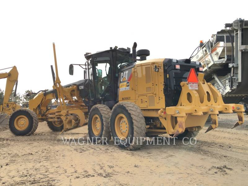 CATERPILLAR 平地机 12M3 equipment  photo 2