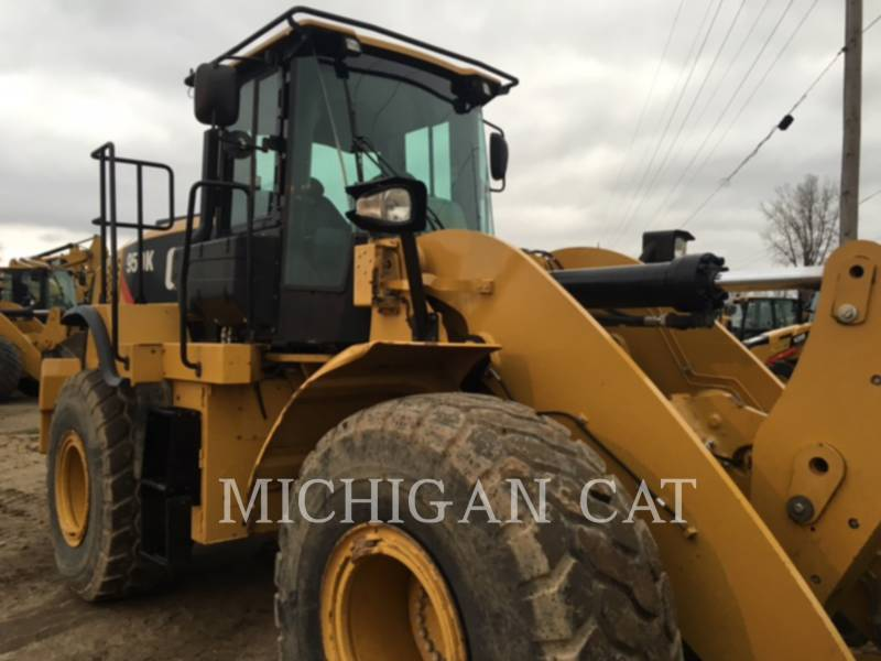 CATERPILLAR WHEEL LOADERS/INTEGRATED TOOLCARRIERS 950K S equipment  photo 6