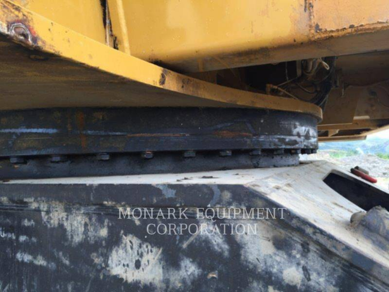 CATERPILLAR KETTEN-HYDRAULIKBAGGER 6015 equipment  photo 9