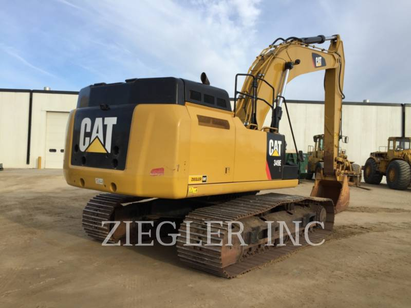 CATERPILLAR EXCAVADORAS DE CADENAS 349E equipment  photo 2