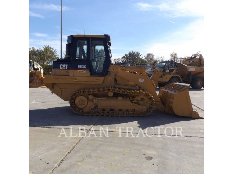 CATERPILLAR CHARGEURS SUR CHAINES 963C CAC equipment  photo 4