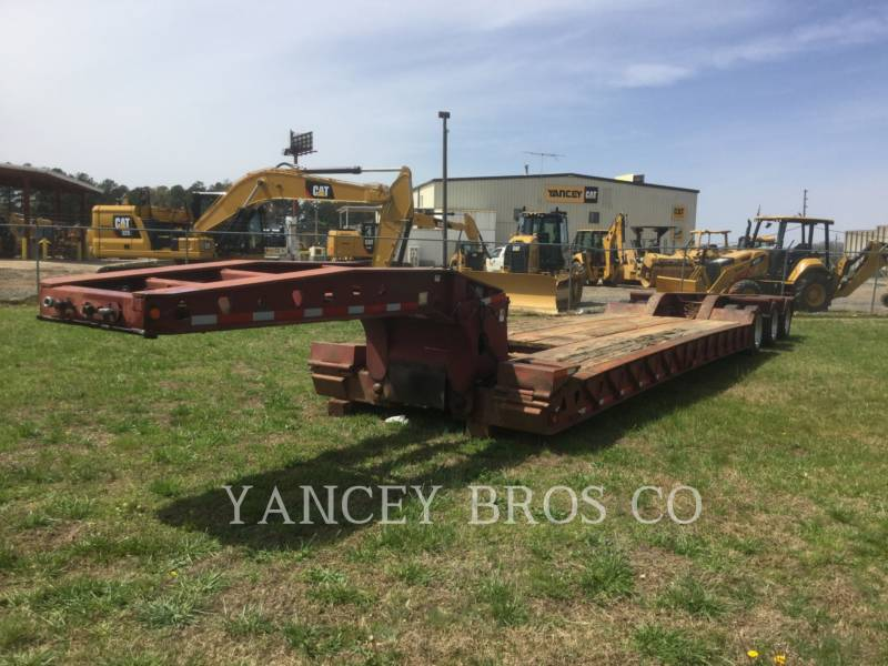 TRAILKING TRAILERS TK110HDG equipment  photo 4