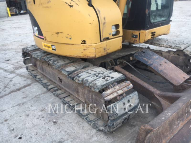 CATERPILLAR EXCAVADORAS DE CADENAS 308CCR equipment  photo 17