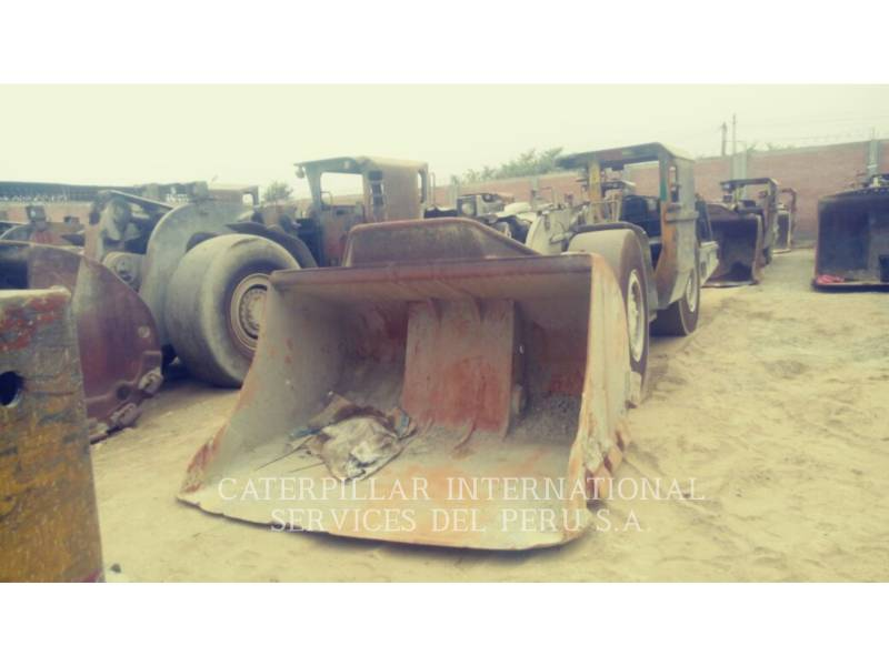 CATERPILLAR UNDERGROUND MINING LOADER R1300G equipment  photo 7