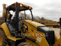 CATERPILLAR RETROESCAVADEIRAS 416F equipment  photo 4