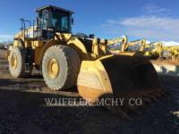 CATERPILLAR WHEEL LOADERS/INTEGRATED TOOLCARRIERS 980M AOC equipment  photo 1